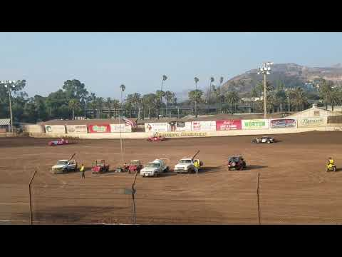 Tom Stephens Jr. Ventura Raceway 8/25/2018 #1