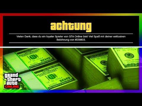 💰 ROCKSTAR GAMES SCHENKT uns GELD für GTA ONLINE !! 💸