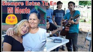 12-Siempre En Mi Mente Mamasita❤,Cantando Al Estilo Del Divo De Juarez😍-Entrega Navideña-P12