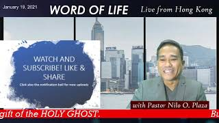 Daniel: The Man Who Learned God's Secrets! by Ptr. Nilo Plaza Live Stream) Series Part 1