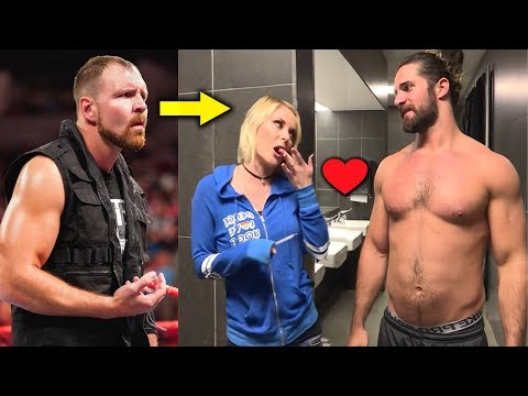 Seth Rollins & Renee Young Affair Caused Dean Ambrose's Heel Turn! - 5 Rumored Plans For Storyline