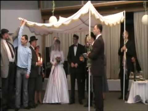 Judische Hochzeit In Karlsruhe 5 Youtube