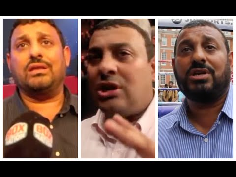 'DON'T DO THAT AGAIN - I'LL F*** YOU UP' - THE UNPREDICTABLE & RAW MOMENTS OF PRINCE NASEEM HAMED