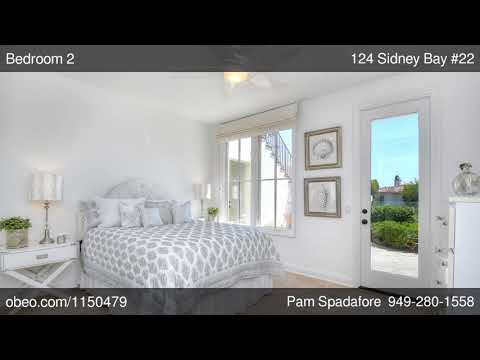 124 Sidney Bay 22 Newport Coast CA 92657 - Pam Spadafore - Bennion Deville Homes