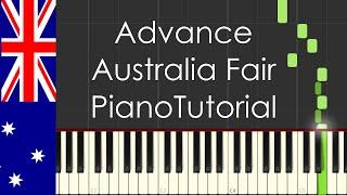 Advance Australia Fair Australia National Anthem