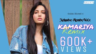 Kamariya (Xclusive Remix) - Stree - DJ Goldie