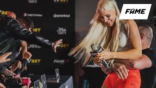 I KONFERENCJA FAME MMA 4: Najlepsze momenty