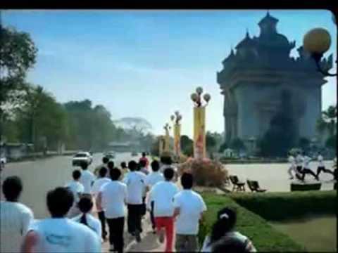 Laos, SEA Games 2009 Theme - Full Version