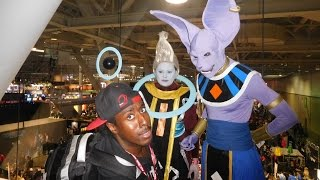 I Think I Pissed Off Beerus (Pax East 2017) Vlog141
