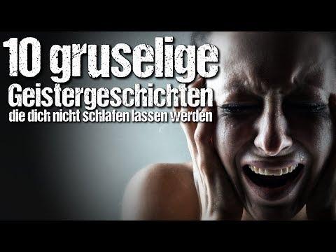 Die gruseligsten Geistergeschichten – Creepypasta Compilation (Hörbuch Horror deutsch)