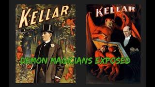 Demon Magicians Exposed (Mirror)