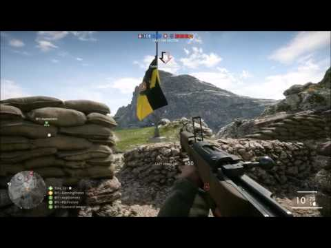 Battlefield 1 - Operations Gameplay on Iron Walls [Gaming Tr