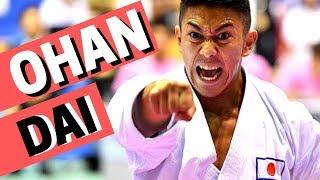 Ohan Dai — New Olympic Karate Kata (WKF)