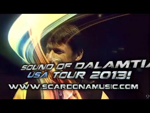 Američka turneja Tomislava Bralića i klape Intrade- (USA, APRIL 2013)