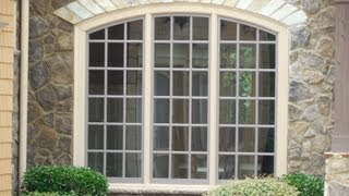 Amazing Exterior Windows - Home Depot. Home Improvements. Custom Houses. House Construction