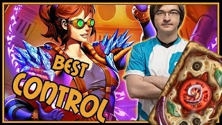 Can't out-control this deck! | Odd Mage | Rastakhan's Rumble | Hearthstone