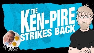 The Ken-pire Strikes Back - (Ken) Ham & AiG News