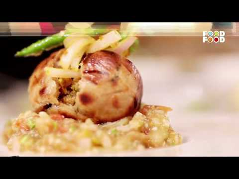 Litti Chokha | Great Chefs Great Recipes | Chef Neeraj Rawoot | FoodFood