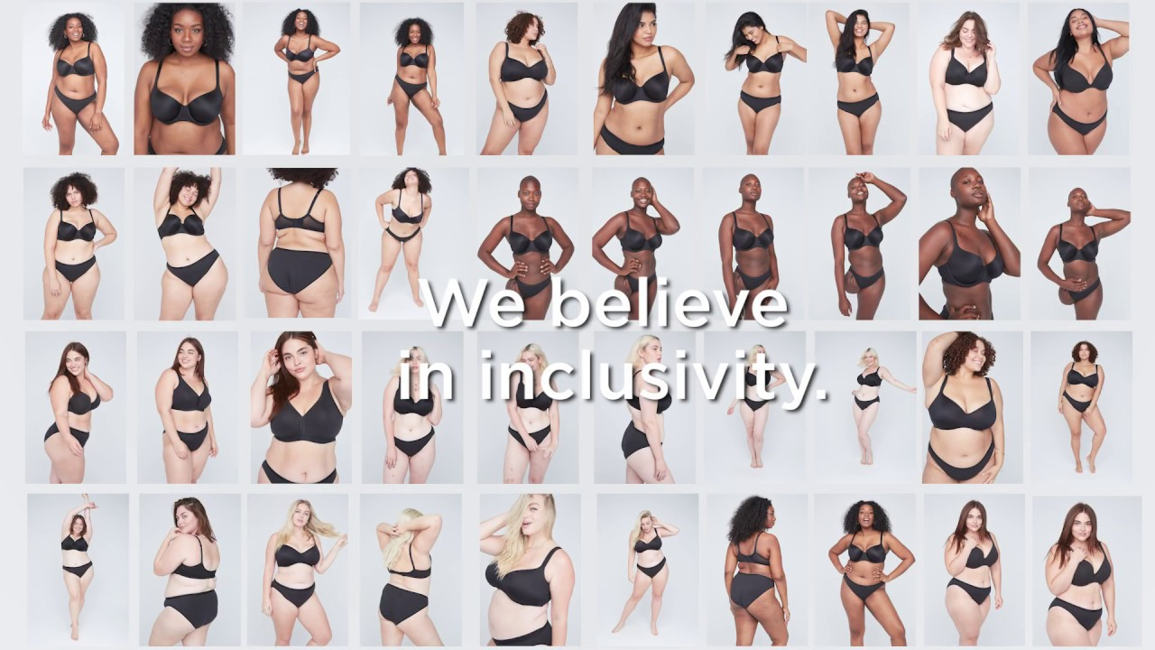 756fd572dfd12 Lane Bryant & Cacique #weareallthefantasy Campaign - YouTube