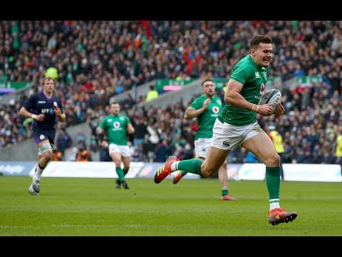 Extended Highlights: Scotland 13-22 Ireland | Guinness Six Nations
