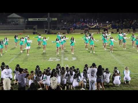 Eagle Rock Drill vs Wilson 2nd Performance 10-6-2017