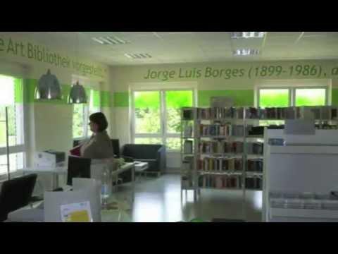 Schulz Speyer - Dresden Klotzsche Public Library, Germany