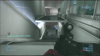 Halo Reach DMR Gameplay and Montage (Online Gameplay: SWAT)