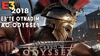 Assassin's Creed Odyssey | E3 2018 Özel İlk Bakış
