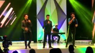 Il Volo -  Mas que Amor (Señorita Centro Occidental 2013)