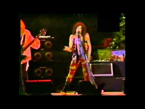 Fever (Proshot)- Aerosmith Live Costa Rica 1994