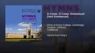 O Come, O Come, Emmanuel! (Veni Emmanuel)