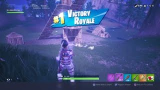 Fortnite Battle Royale - France Ope! De mieux en mieux.