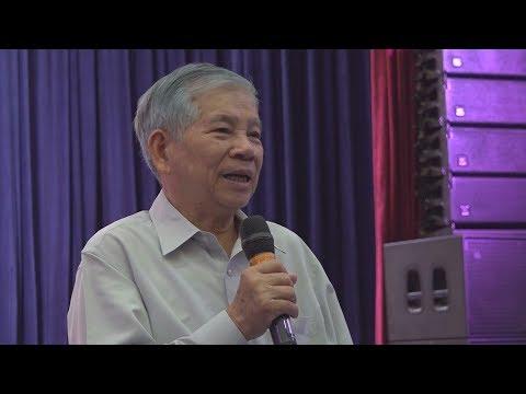 Nguyên Chủ tịch nước Nguyễn Minh Triết: Xây dựng đất nước ngày nay không kém phần gian nan