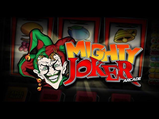 Mighty Joker Arcade  Slot Play Free ▷ RTP 95% & Medium Volatility video preview