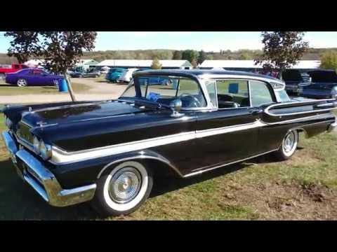 1958 BLACK MERCURY PARK LANE 400 HP SUPER MARAUDER ENGINE NJ QQ 'BIGM58'