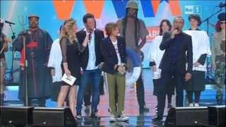 "Jubilation Gospel Choir @ Wind Music Awards 2015 - Arena di Verona - Gianna Nannini ""Dio è morto"""