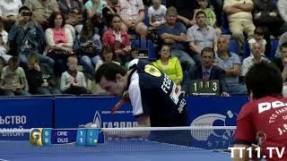 Jun mizutani vs stefan fegerl | final 2 - champions league 2017/2018
