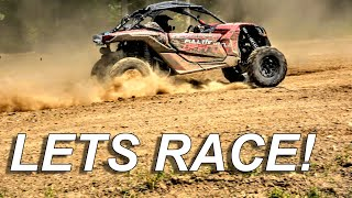Short Course Racing! Maverick X3 vs Polaris RZR vs YXZ vs Wildcat!