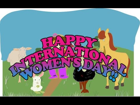 International Women's Day For kid's - featuring inspiring quotes from women