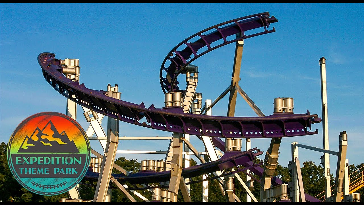 The Rough History of The Largest TRAVELING Inverted Coaster: Eurostar - Bigger Than Batman & Nemesis