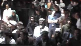 Mike Boo, D-Styles, and Teeko Live at London DMC 2007