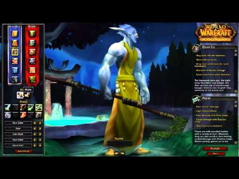 Night Elf/Draenei Female Dance from YouTube · Duration:  3 minutes 41 seconds