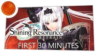 First 30 Minutes - Shining Resonance Refrain - Xbox One