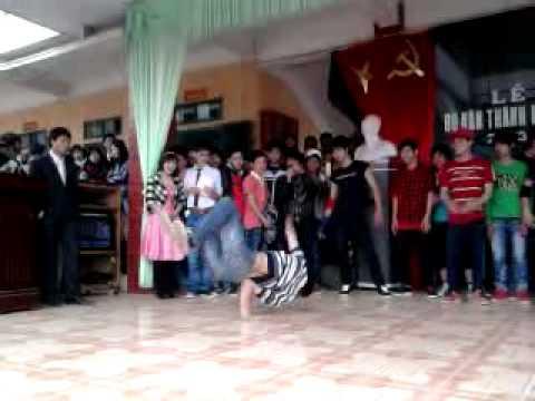 Hiphop 26-3 THPT Thái Ninh 2011 by Leejuanvn