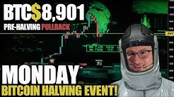 🔴Breaking Bitcoin Live🔴Bitcoin Halving Market Watch Party! Live Analysis & Requests!