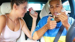 Ich Rauche Zigaretten Prank an Freundin ! (Sie dreht durch)