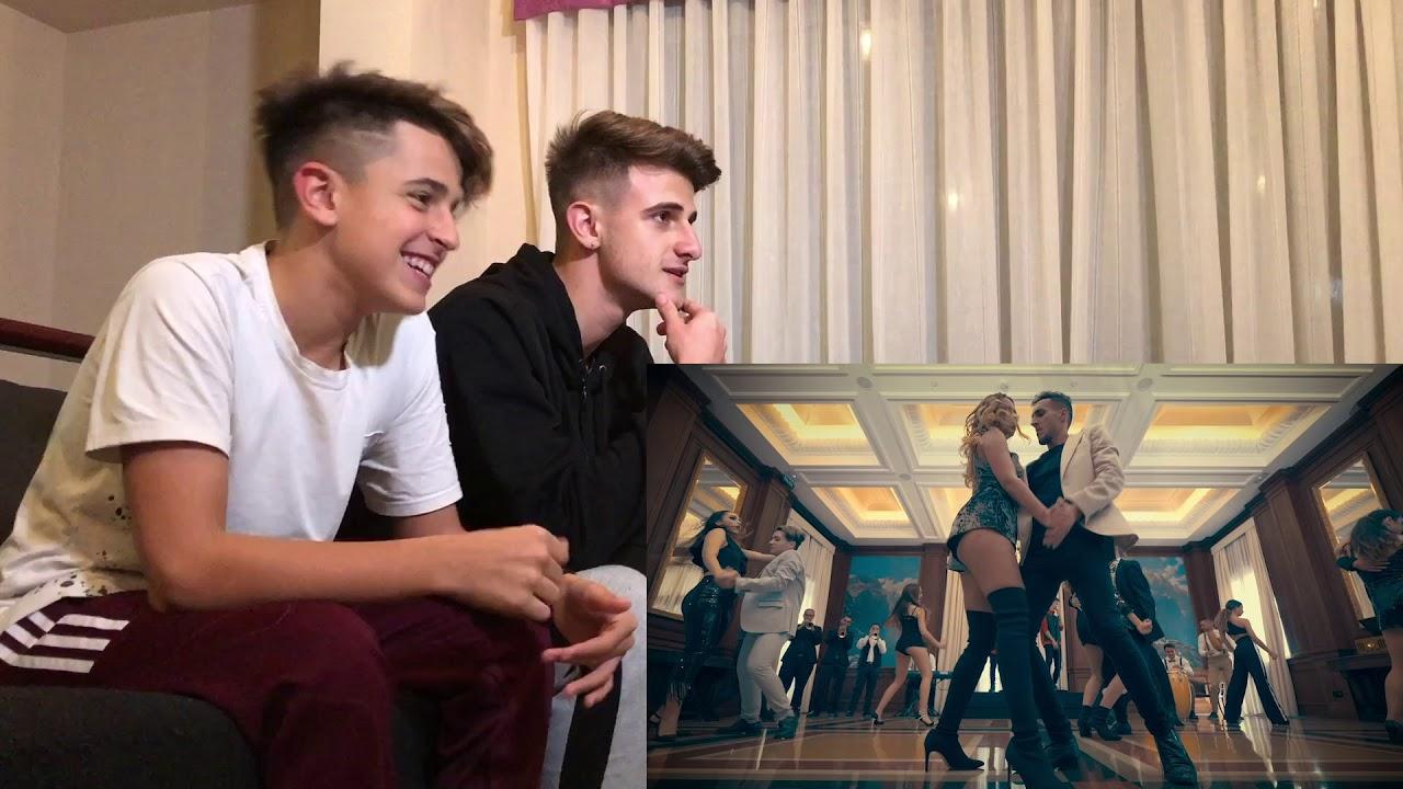 Download Video reacción a nuestro videoclip Muy Lento - Adexe & Nau