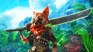 Biomutant - 15 Minutes of NEW Gameplay On Xbox One X (Gamescom 2018)