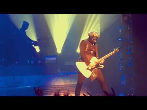 """Ghost playing """"He Is"""" Live at College Street Music Hall, New Haven CT 