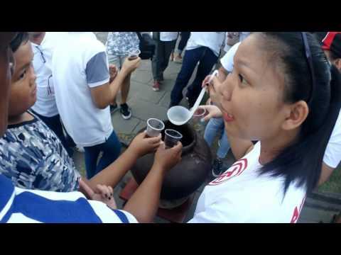 (Tinuno Festival 2017). Nagbalagan, Bangui Ilocos Norte.